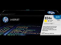 Картридж лазерный HP CB382A, Желтый на 21000 страниц, для Color LaserJet CP6015/CM6030/CM6040