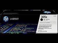 Картридж лазерный HP CE410X 305X для HP CLJ Pro 300 Color M351/M451/M375/M475, черный