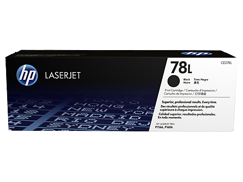 Картридж лазерный HP 78L Black LJ Toner Cartridge, CE278L