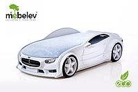3D кровать-машина NEO ТЕСЛА для детей до 12 лет., фото 3