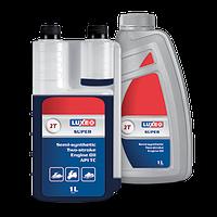 Полусинтетическое моторное масло LUXOIL Super 2T 1л
