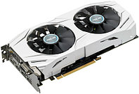 Видеокарта GeForce GTX1060, PCI-E 6144Mb ASUS GTX 1060 Dual OC