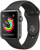 Apple Watch Series 3 38mm Aluminum Case Space Gray