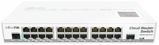 MikroTik Cloud Router Switch 125-24G-1S-IN