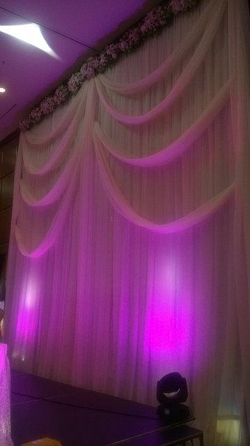 Оформление свадьбы в The Ritz Carlton Almaty 6