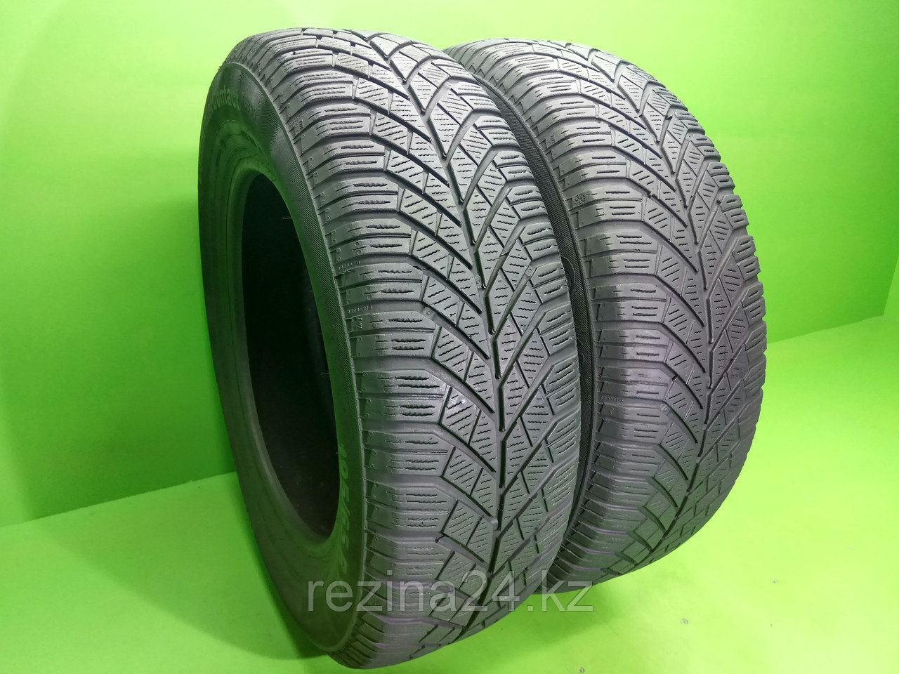 195/65 R 15 (91H) CONTINENTAL Conti Winter Contact Ts 830 всесезонные б/у шины