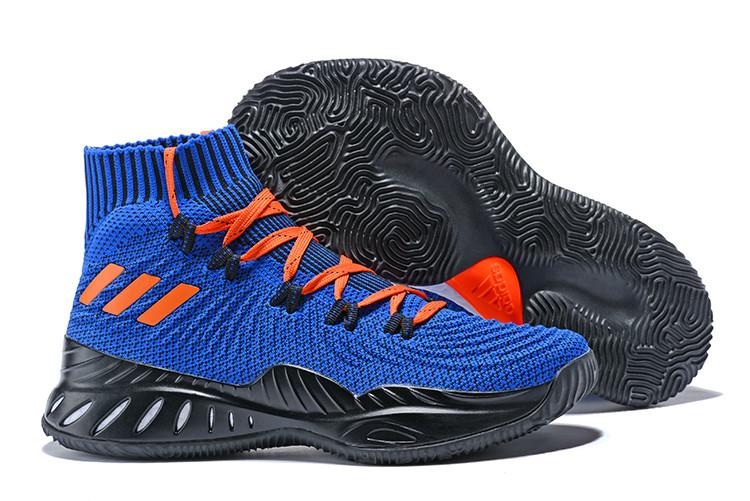 """Баскетбольные кроссовки Adidas Crazy Explosive 2017 """"Philippines"""" (40-46)"""