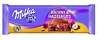 MILKA Raisins & Hazelnuts (300 грамм)