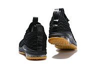 "Баскетбольные кроссовки Nike LeBron XV (15) Low ""Black/Gym"" (40-46), фото 5"