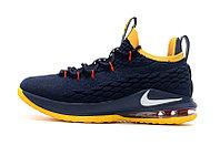 """Баскетбольные кроссовки Nike LeBron XV (15) Low """"Cleveland"""" (40-46), фото 4"""
