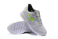 """Летние кроссовки Nike Air Max 90 Ultra BR """"Silver/Volt"""" (36-45), фото 4"""