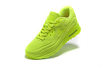 "Летние кроссовки Nike Air Max 90 Ultra BR ""Fluorescent Yellow"" (36-45), фото 5"
