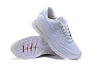 "Летние кроссовки Nike Air Max 90 Ultra BR ""Platinum White"" (36-45), фото 4"