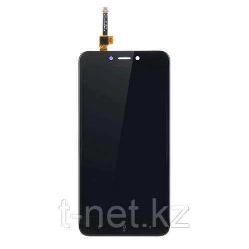 Дисплей Xiaomi Redmi 4X , с сенсором, цвет черный