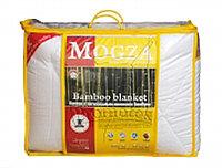 "Одеяло Бамбук ""Mogza"", 140х205, чехол: 100% хлопок (осень-зима)"