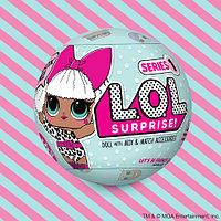 """Игрушка L.O.L Surprise """"Кукла-сюрприз в шарике"""" [качественная реплика]"""