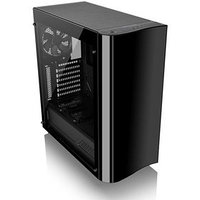Корпус Thermaltake View 22 TG, без БП, ATX, черный
