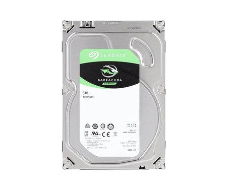 "Жесткий диск Seagate BarraCuda 3Tb, HDD, 3.5"", 7200rpm, 64MB, SATA 6Gb/S, ST3000DM008"