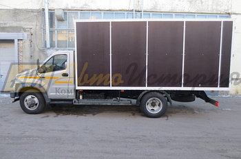 Газон Некст. Промтоварный фургон 5,1 м.
