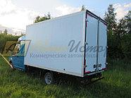 Газель Некст (дизель). Cпальник. Изотермический фургон (ППУ) 4,2 м., фото 3