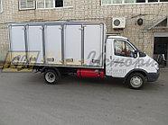 Газ 33025. Хлебный фургон (160 лотков)., фото 2