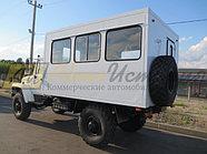 Газ 33088. Вахтовый автобус №2 (15 мест)., фото 3