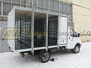 Газ 3302. Хлебный фургон, (128 лотка)., фото 3