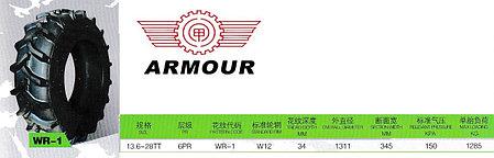 13,6-28-6PR WR1 ARMOUR, фото 2