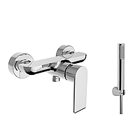 XS Shower Mixer With Shower Set
