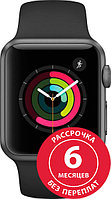 Смарт-часы Apple Watch Series 1 38mm Black