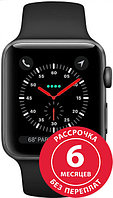 Смарт-часы Apple Watch Series 3 38mm Black