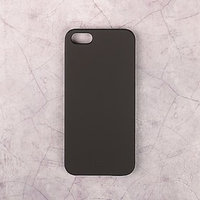 Чехол Deppa Air Case для Apple iPhone 5/5S/SE, черный