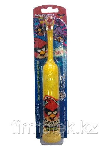KAB-1 Angry Birds ротационная детская зубная щётка