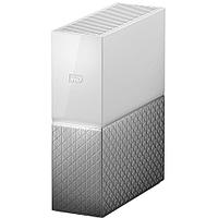 Сетевое хранилище Western Digital Cloud Home  8Tb WDBVXC0080HWT-EESN