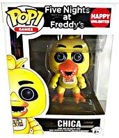 Фигурка Five Nights at Freddy's - POP! Games - Chica 10 см