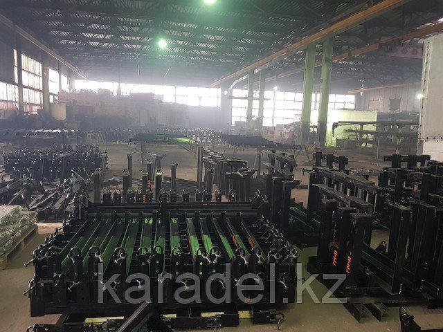 Выполнение крупного заказа на 30 млн тенге на участок Павлодар - Омск