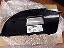 Заглушка переднего бампера левая, нерж.сталь Porsche Cayenne 2007-2010 (NEW), фото 3