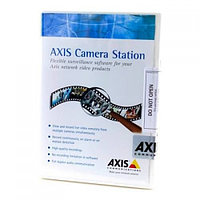 Программное обеспечение Axis Camera Station 4 license base pack E-DEL