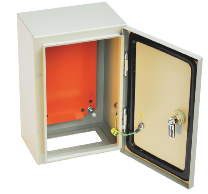 Щит металлический ЩМП02 500×400×200 IP55 1.2-1.2-2 (TSL)