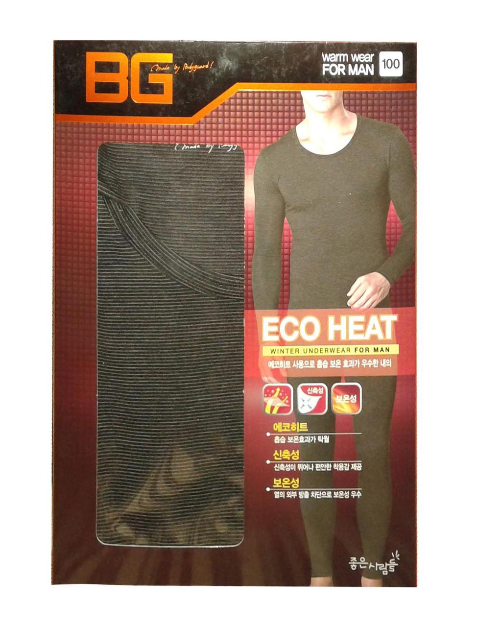 Термобелье мужское BodyGuard EcoHeat размер XL