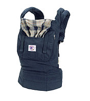 Эргономичный рюкзак ERGOBABY CARRIER ORGANIC Highland Navy, фото 1