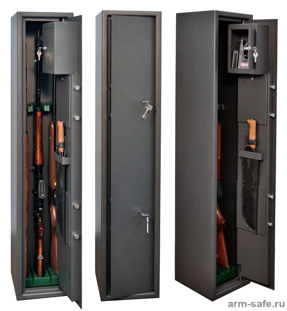 Купить шкаф оружейный БТС-22 в РК. Доставка по РК бесплатно!!!