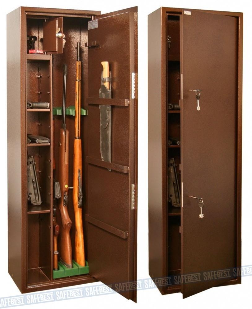 Купить шкаф оружейный КО-038т в РК. Доставка по РК бесплатно!!!
