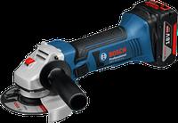 Аккумуляторные угловые шлифмашины Bosch GWS 18-125 V-LI Professional