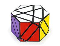 Кубик diansheng Hexagonal Prizm черный наклейки, Diansheng