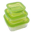 Набор пищевых контейнеров Luminarc Keep'n'Box 3 шт. , фото 2