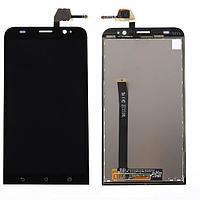 Дисплей Asus ZENFONE2/ZE551ML , с сенсором, цвет черный