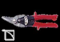 Ножницы по металлу 248 мм, левый рез. King Tony 74010.
