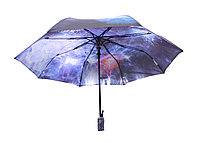 Полуавтоматический складной женский зонт LAN811