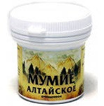 Мумие алтайское 50 г. (вязкая масса) (Азбука трав, Алтай)